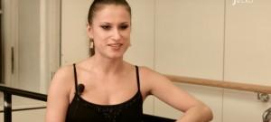 Drbárna (TV Jéčko) – baletka Barbora Coufalová