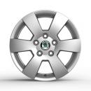 """Nová litá kola (15"""") na Škoda Octavia + nové letní pneu Continental"""